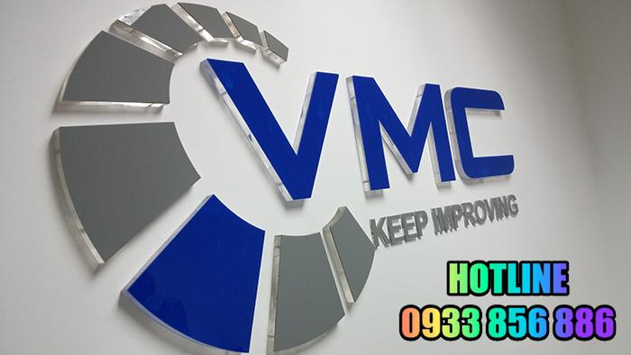 logo chữ nổi